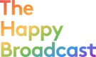 The Happy Broadcast logo
